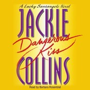 Dangerous Kiss, by Jackie Collins