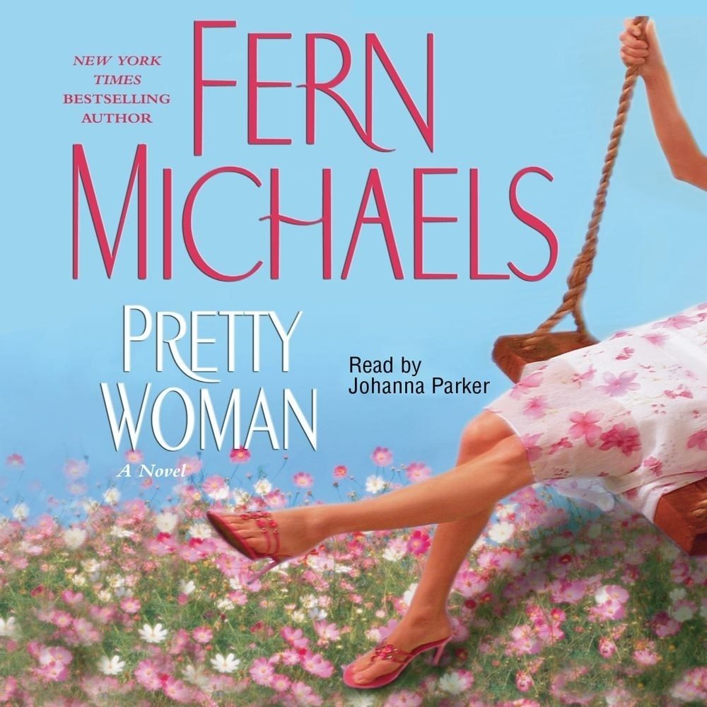 Printable Pretty Woman: A Novel Audiobook Cover Art