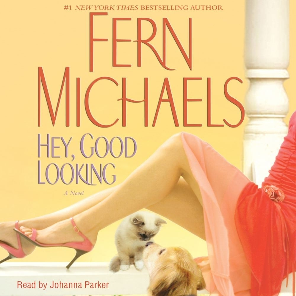 Printable Hey, Good Looking: A Novel Audiobook Cover Art