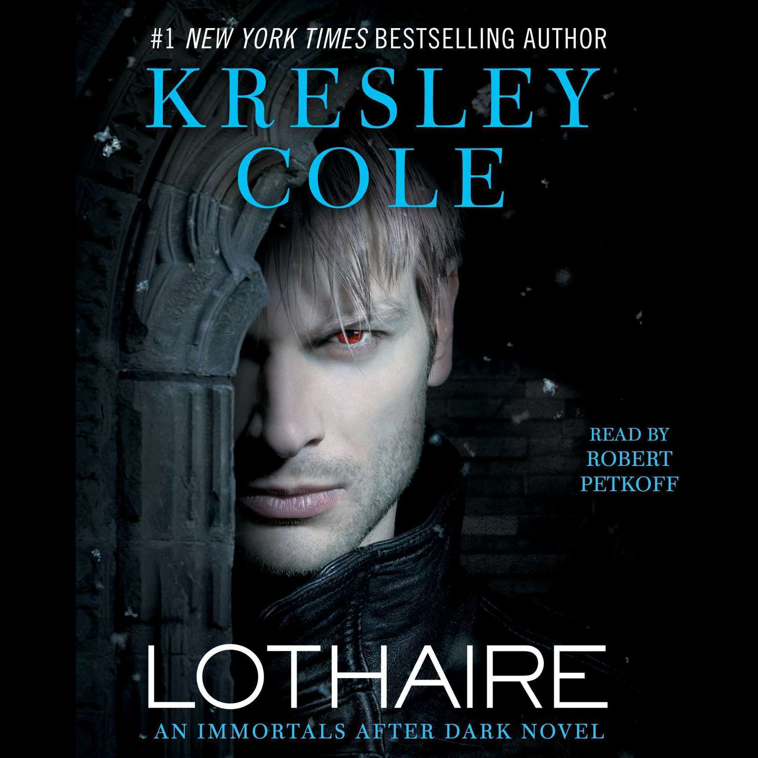 Printable Lothaire Audiobook Cover Art