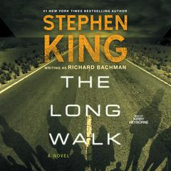 The Long Walk Audiobook, by Stephen King