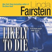 Likely to Die, by Linda Fairstein