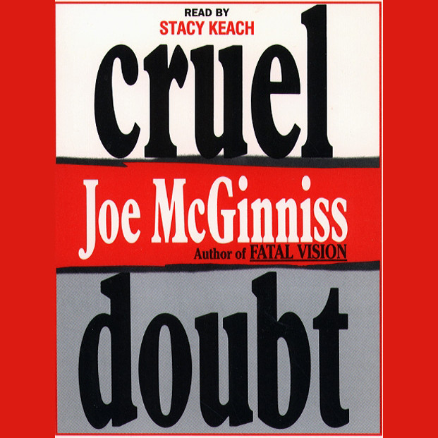 Printable Cruel Doubt Audiobook Cover Art