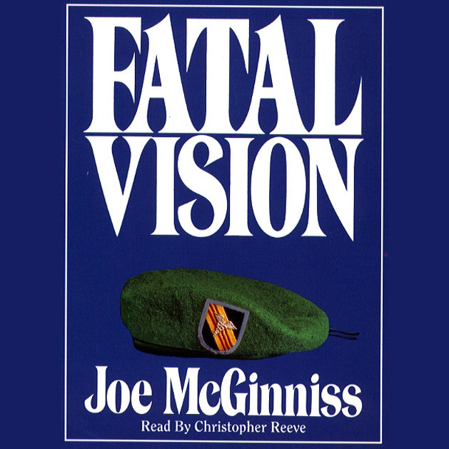 Printable Fatal Vision Audiobook Cover Art