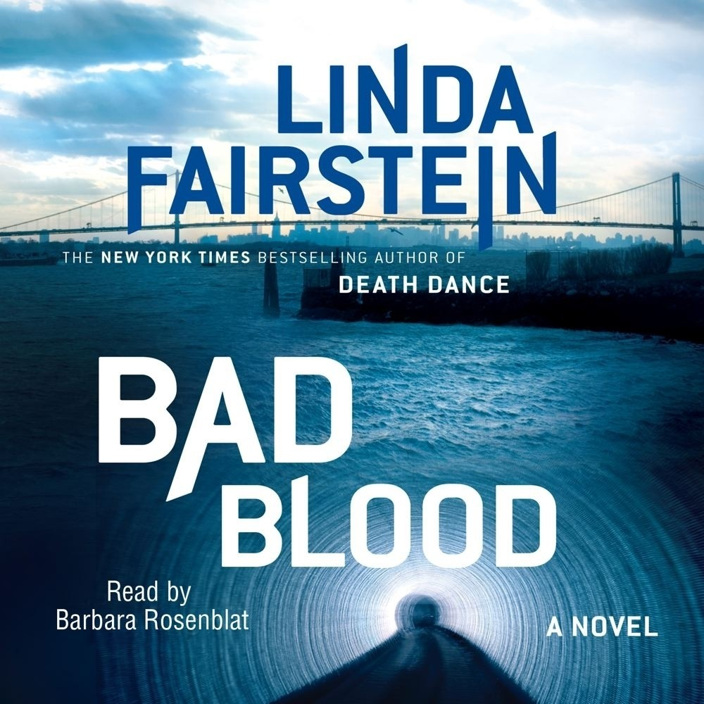 Printable Bad Blood: A Novel Audiobook Cover Art