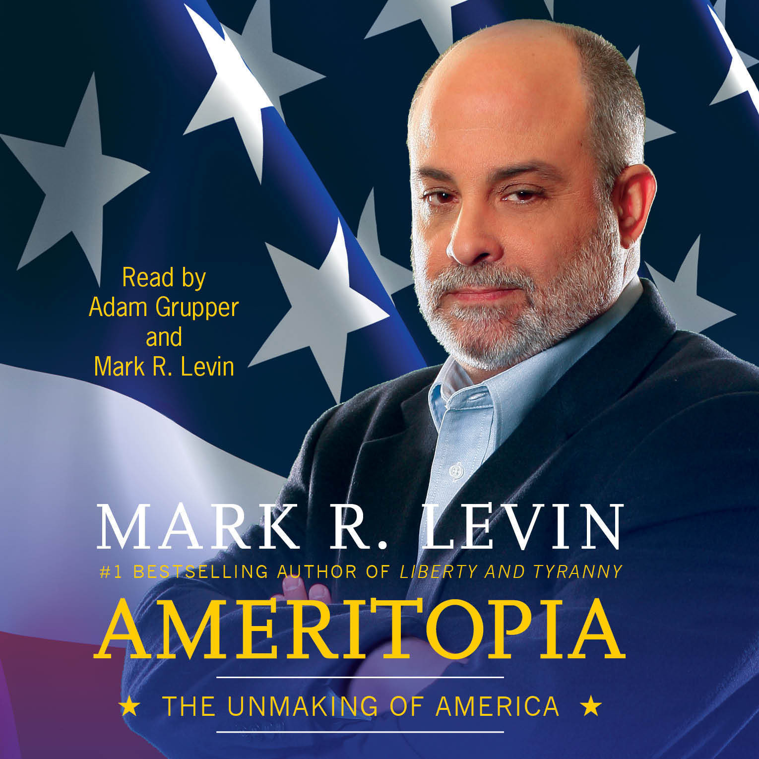 Printable Ameritopia: The Unmaking of America Audiobook Cover Art