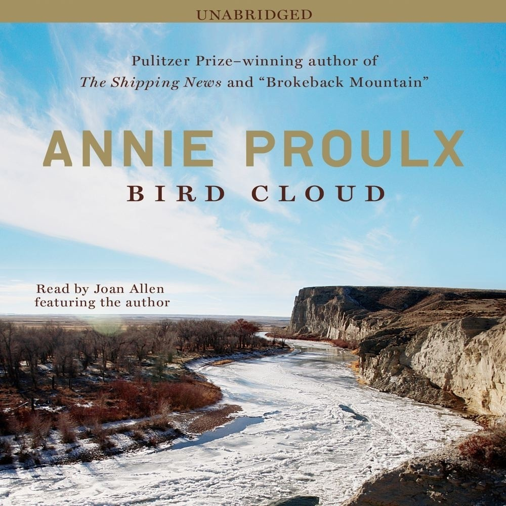Printable Bird Cloud: A Memoir Audiobook Cover Art