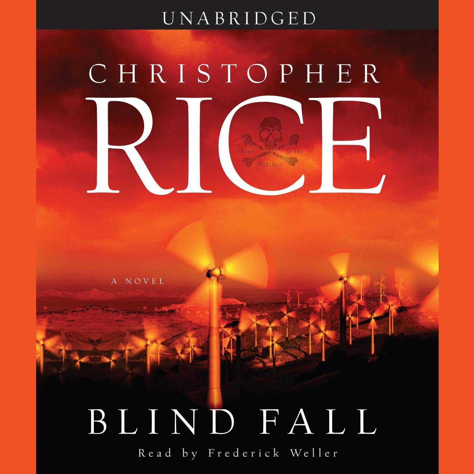 Printable Blind Fall: A Novel Audiobook Cover Art