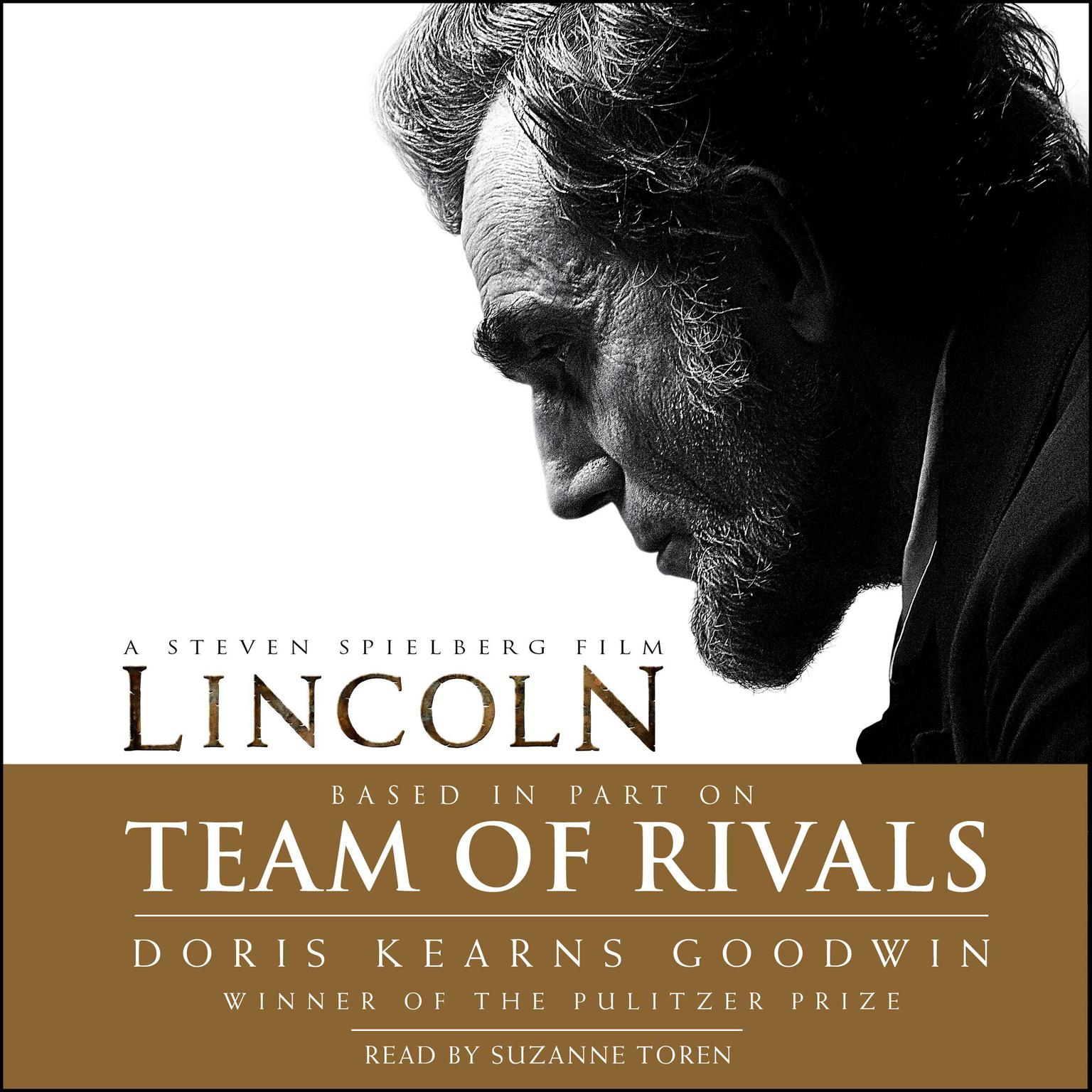 Printable Team of Rivals Audiobook Cover Art