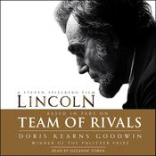 Team of Rivals, by Doris Kearns Goodwi