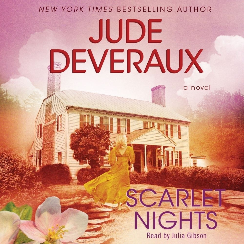 Printable Scarlet Nights: An Edilean Novel Audiobook Cover Art