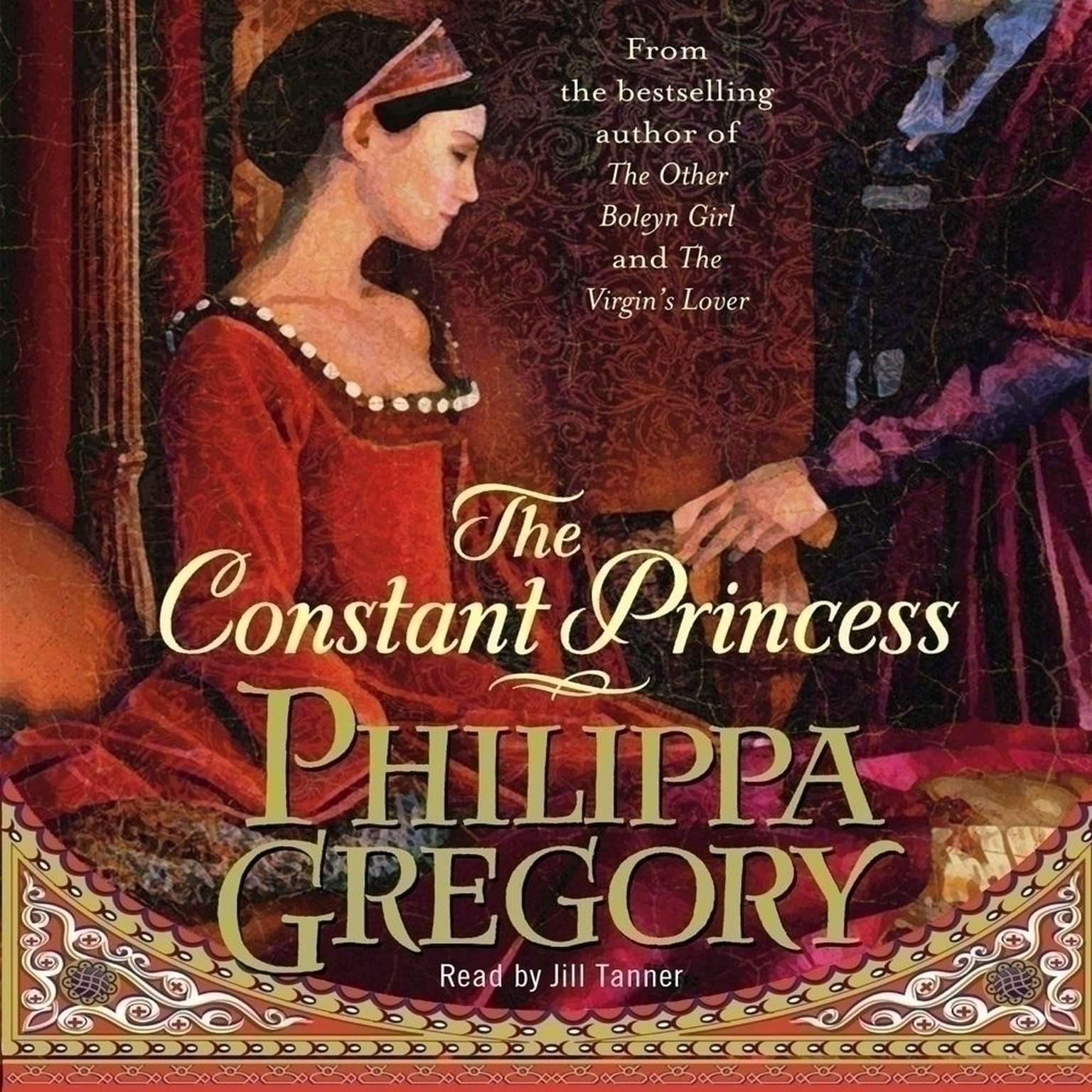 Printable Constant Princess Audiobook Cover Art