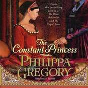 Constant Princess, by Philippa Gregory
