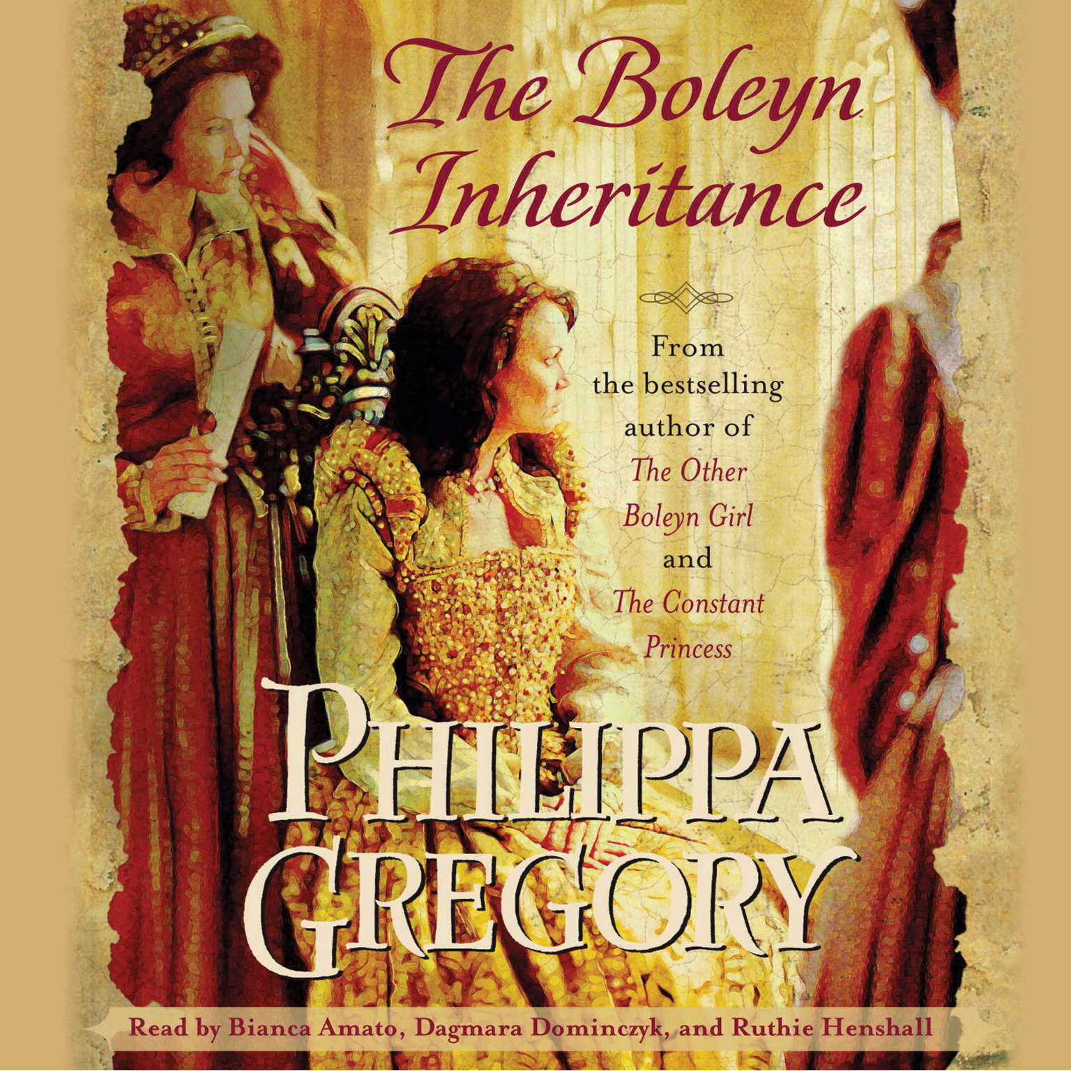 Printable Boleyn Inheritance Audiobook Cover Art
