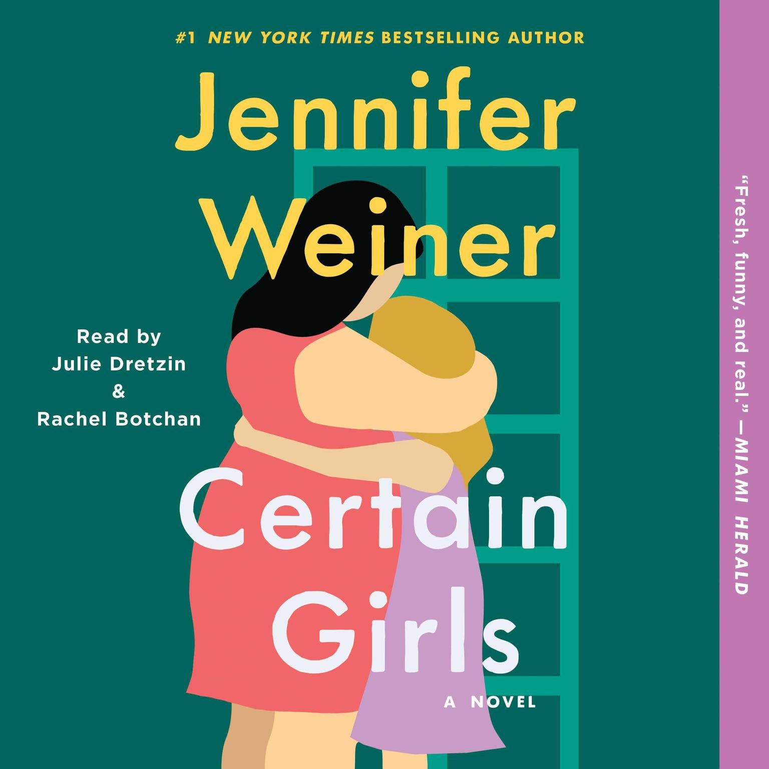 Printable Certain Girls: A Novel Audiobook Cover Art