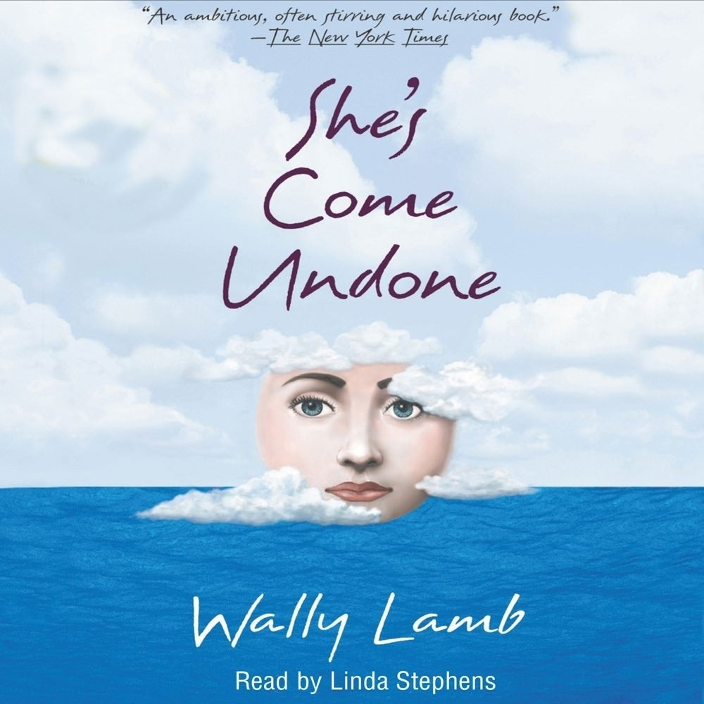 Printable She's Come Undone Audiobook Cover Art