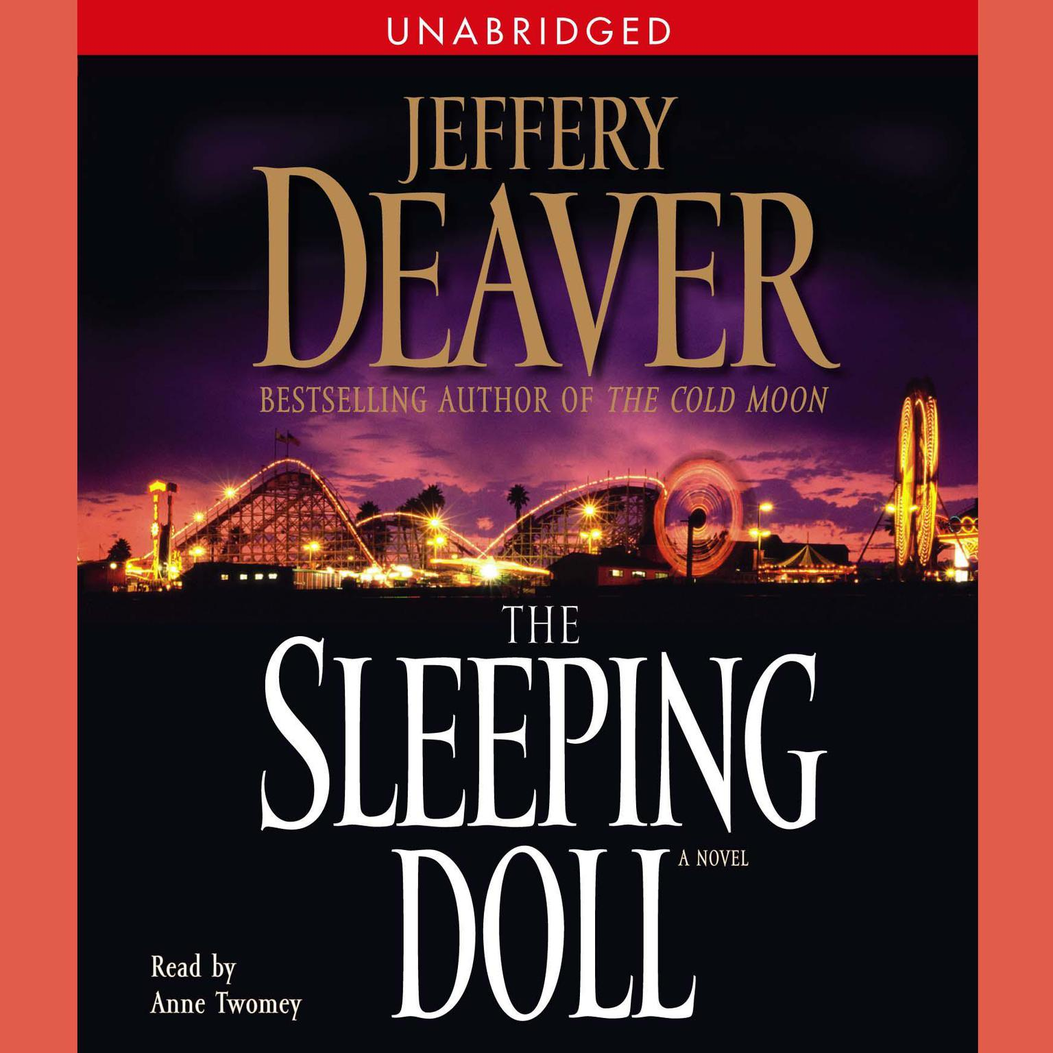 Printable The Sleeping Doll: A Novel Audiobook Cover Art