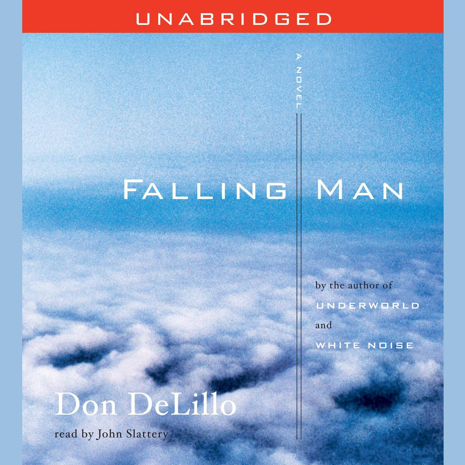 Printable Falling Man: A Novel Audiobook Cover Art