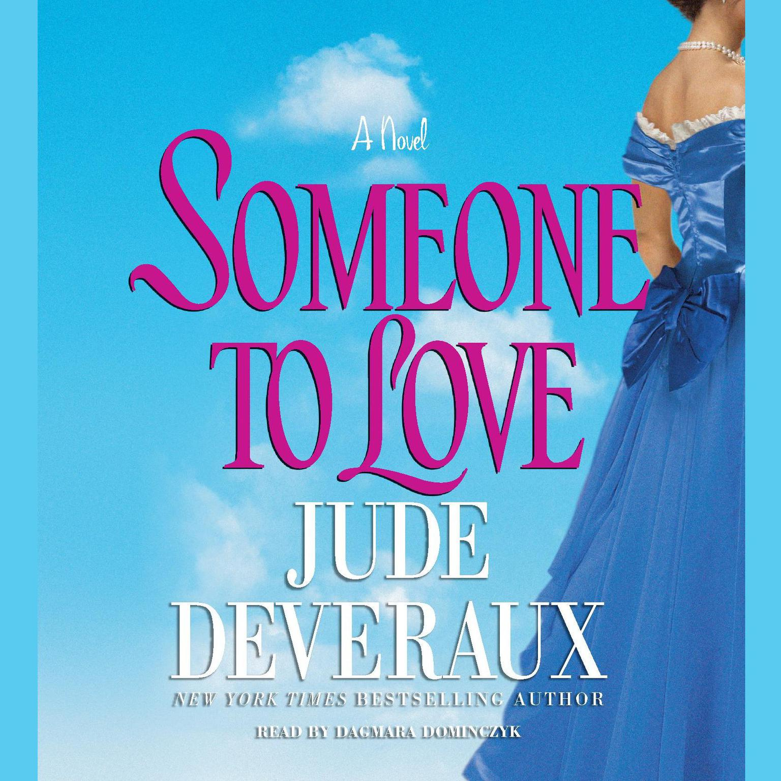 Printable Someone to Love Audiobook Cover Art