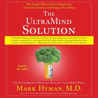 The UltraMind Solution Audiobook, by Mark Hyman