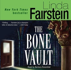 The Bone Vault Audiobook, by Linda Fairstein