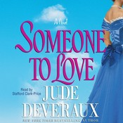 Someone to Love Audiobook, by Jude Deveraux