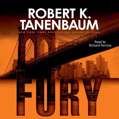 Fury Audiobook, by Robert K. Tanenbaum