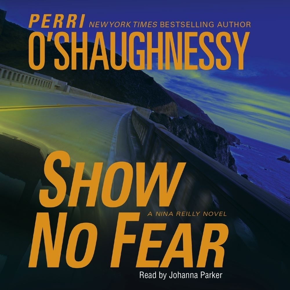Printable Show No Fear Audiobook Cover Art