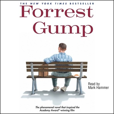 Forrest Gump Audiobook, by