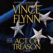 Act of Treason Audiobook, by Vince Flynn