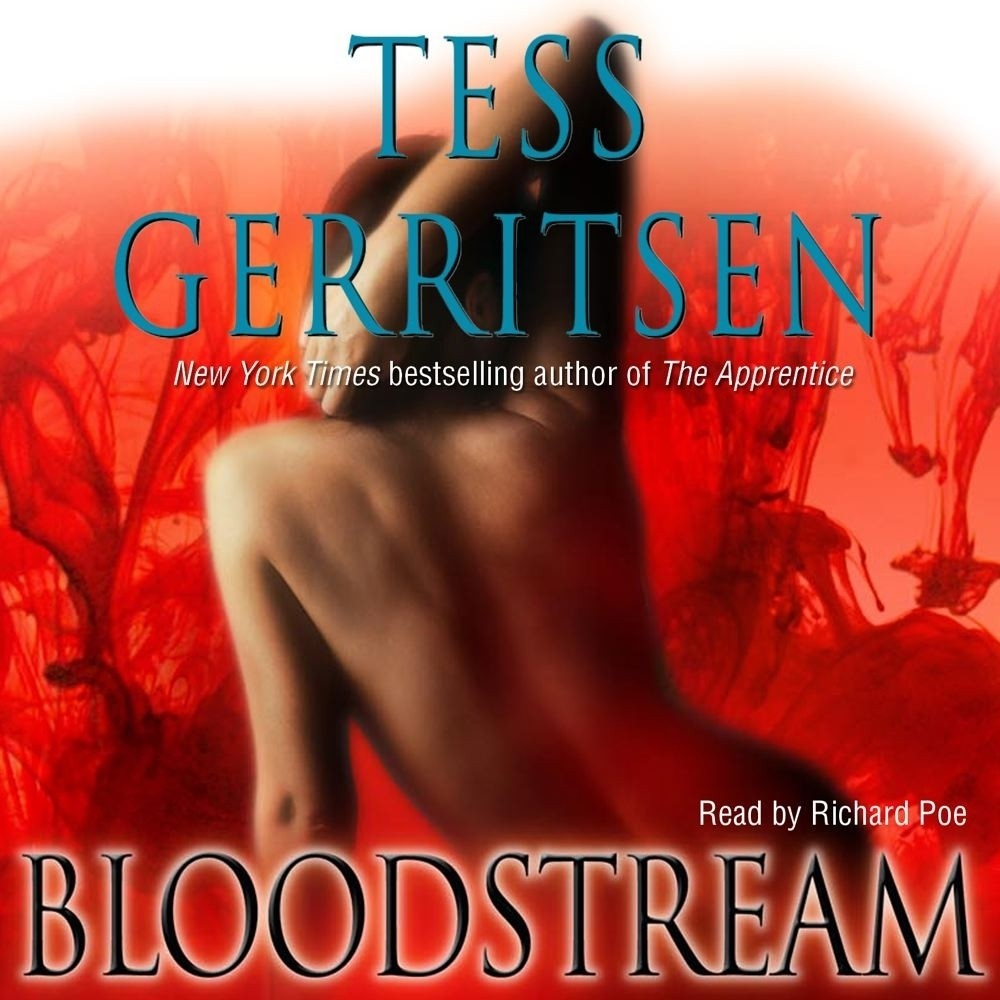 Printable Bloodstream Audiobook Cover Art
