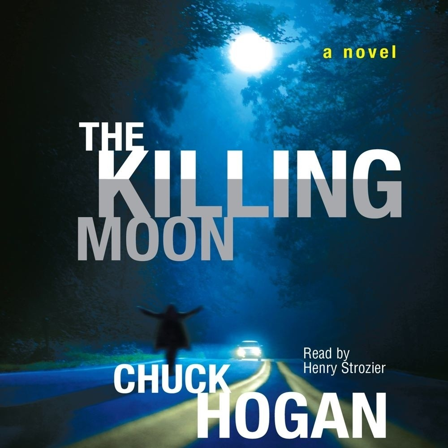 Printable The Killing Moon: A Novel Audiobook Cover Art