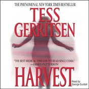 Harvest, by Tess Gerritsen