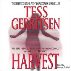 Harvest Audiobook, by Tess Gerritsen