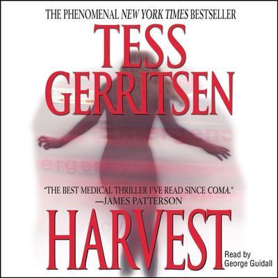 Harvest Audiobook, by Tess Gerritsen