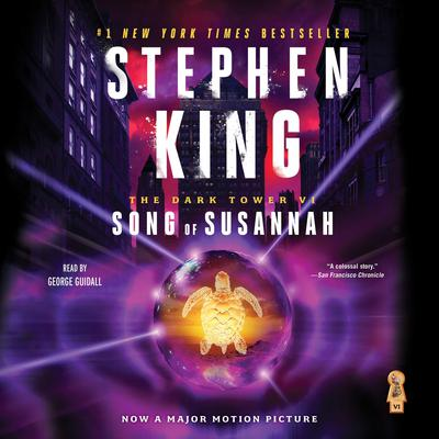 The Dark Tower VI: Song of Susannah Audiobook, by
