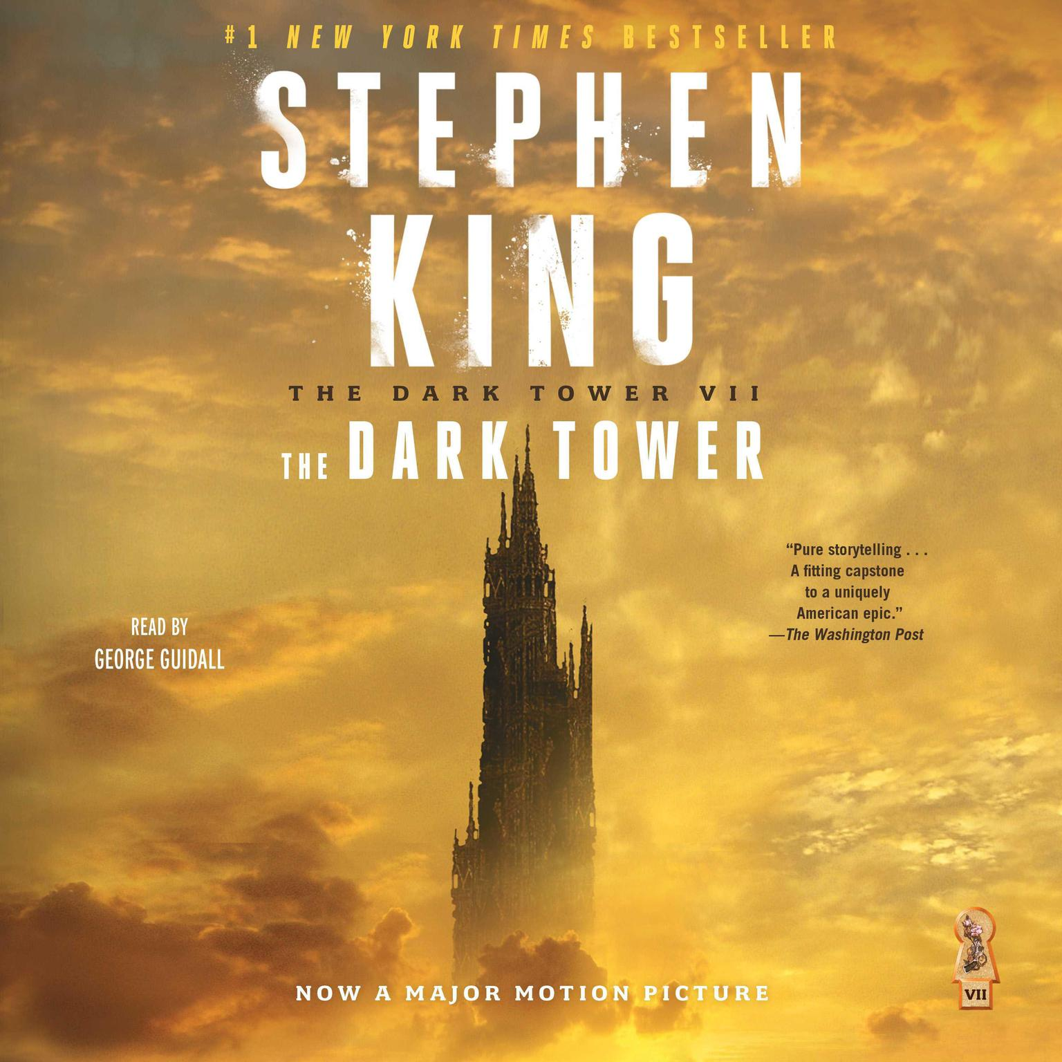 Printable The Dark Tower VII: The Dark Tower Audiobook Cover Art
