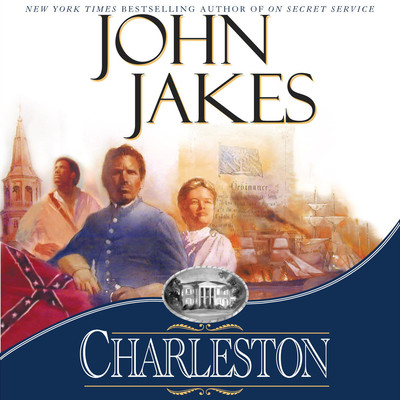 Charleston Audiobook, by John Jakes