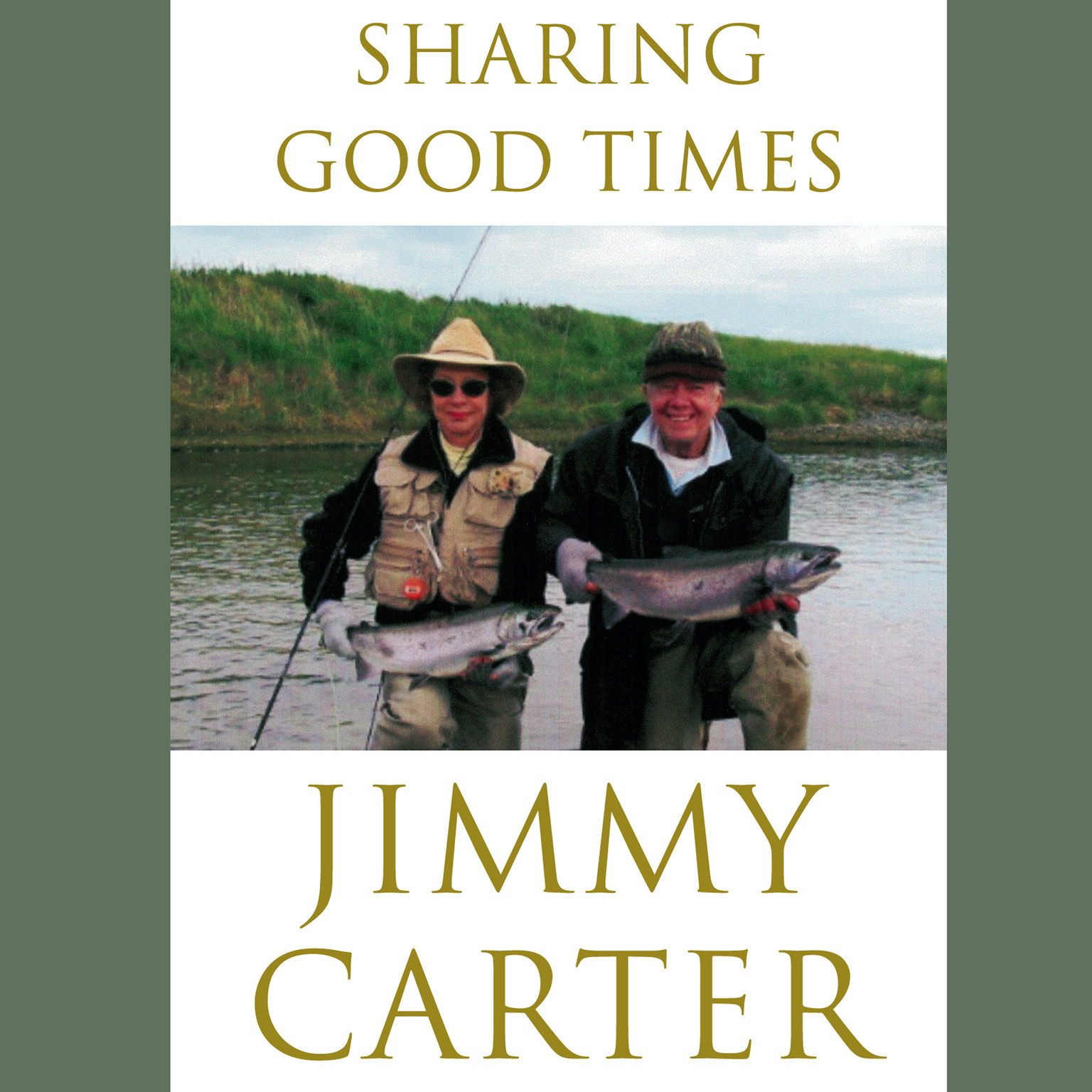 Printable Sharing Good Times Audiobook Cover Art