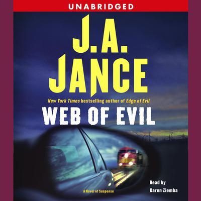 Web of Evil: A Novel of Suspense Audiobook, by