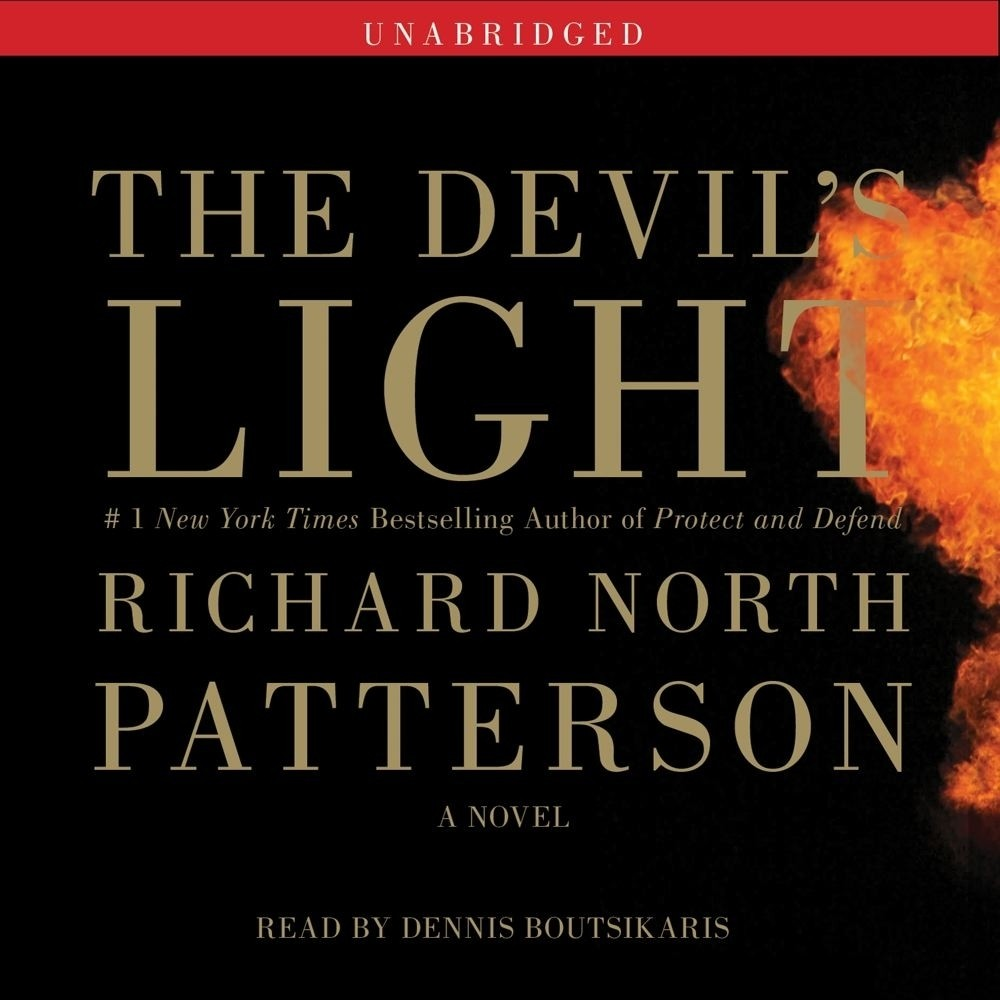 Printable The Devil's Light Audiobook Cover Art