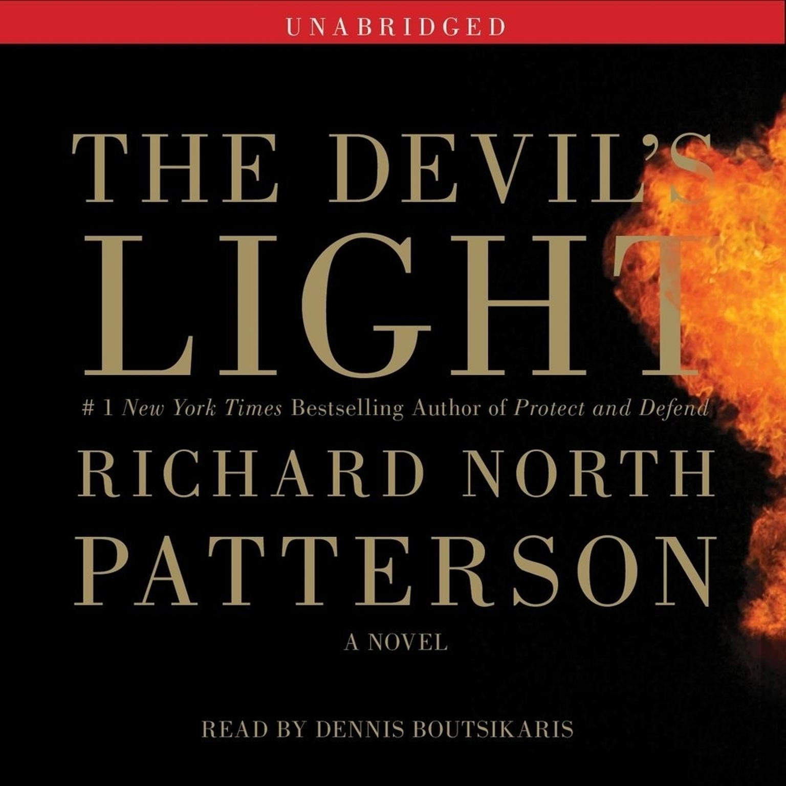 Printable The Devil's Light Audiobook Cover Art