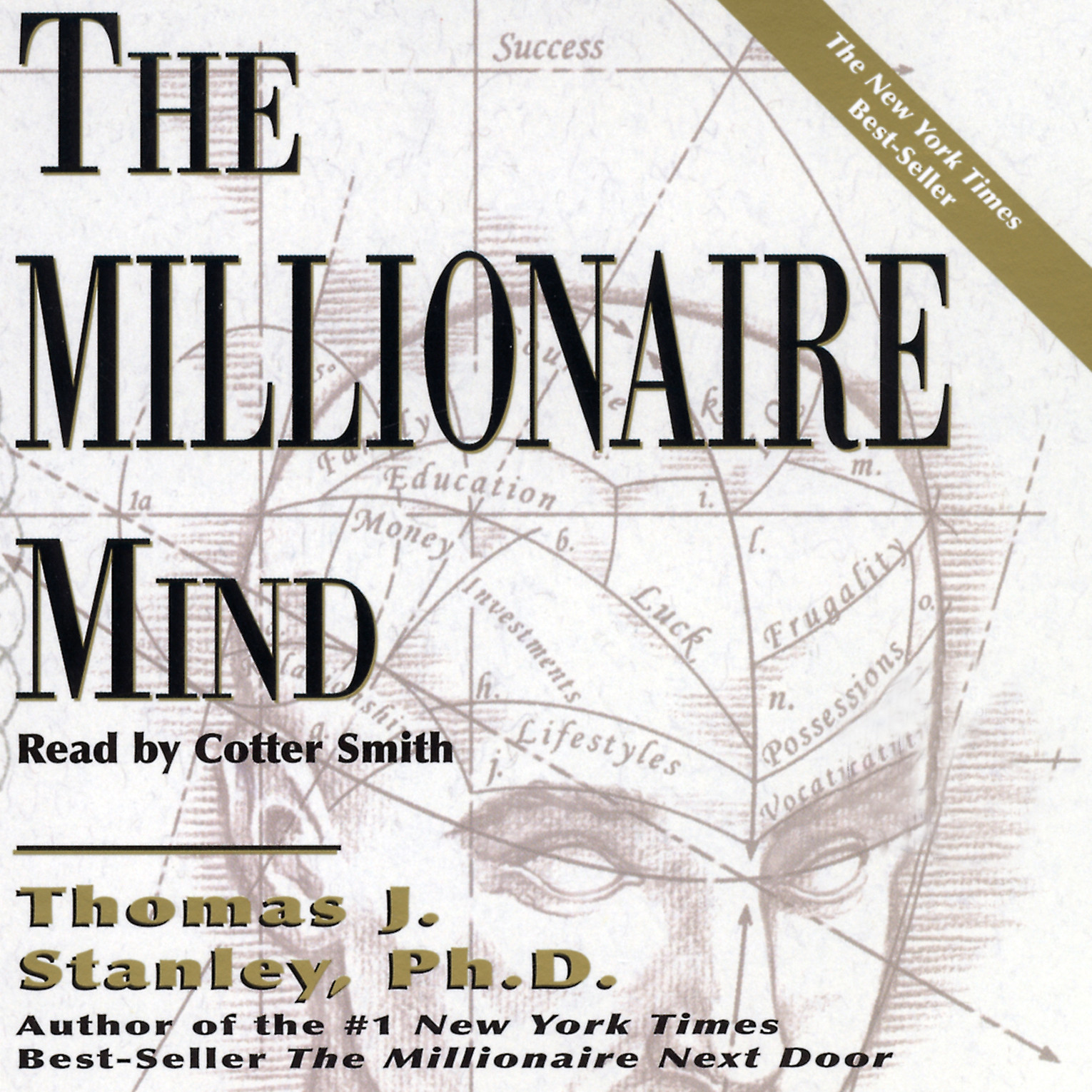 Printable The Millionaire Mind Audiobook Cover Art