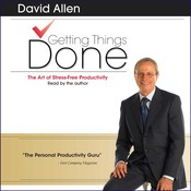 Getting Things Done, by David Allen
