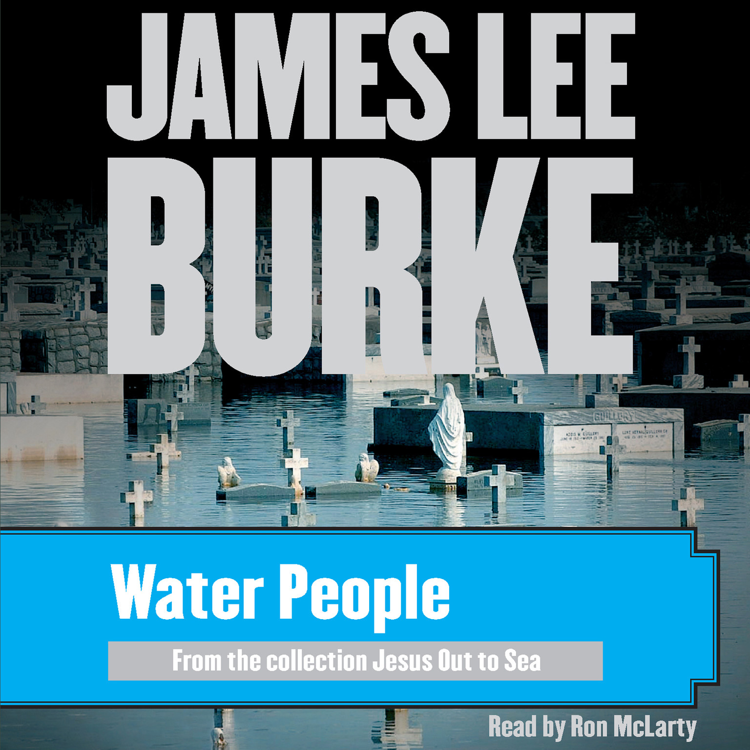 Printable Water People Audiobook Cover Art