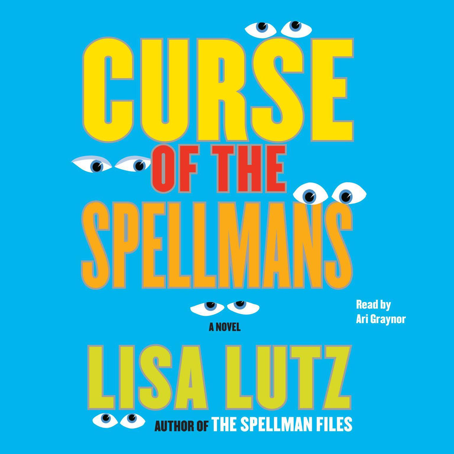 Printable Curse of the Spellmans: A Novel Audiobook Cover Art