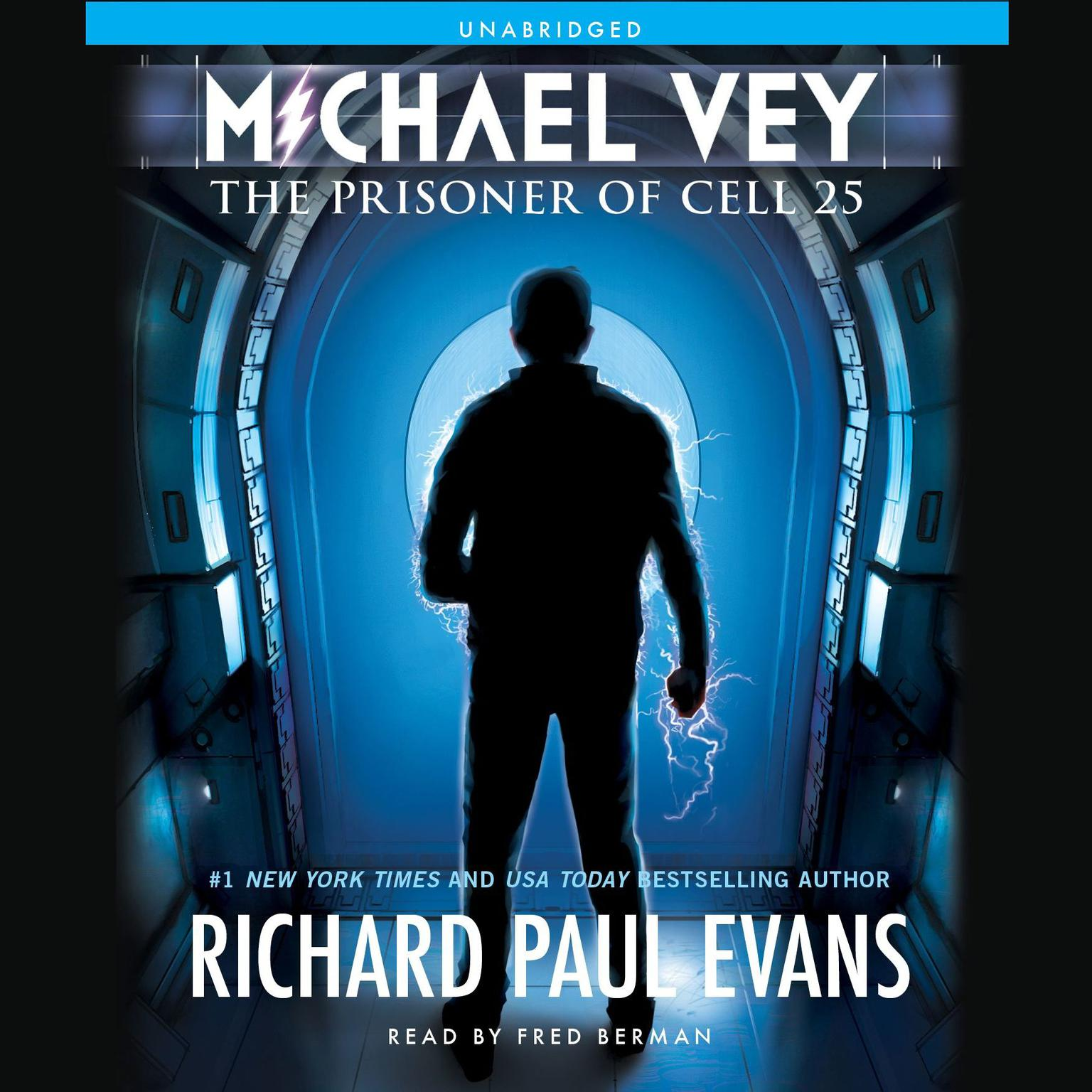 Printable The Prisoner of Cell 25 Audiobook Cover Art