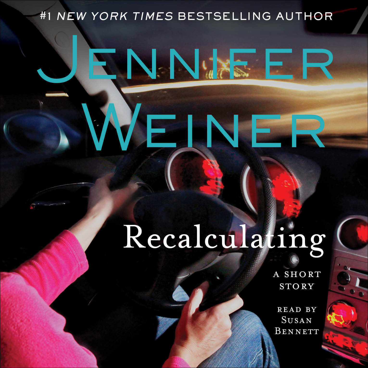 Printable Recalculating: An eShort Story Audiobook Cover Art