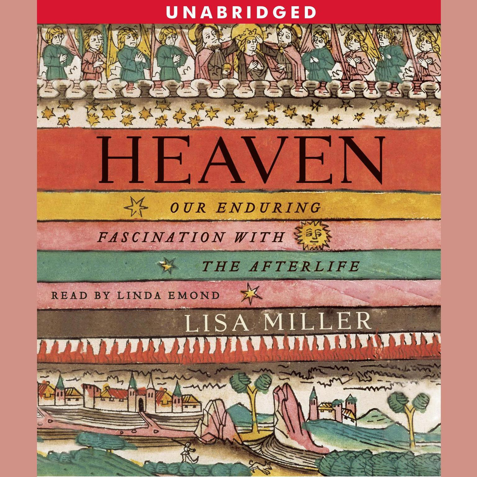 Printable Heaven: Our Enduring Fascination with the Afterlife Audiobook Cover Art