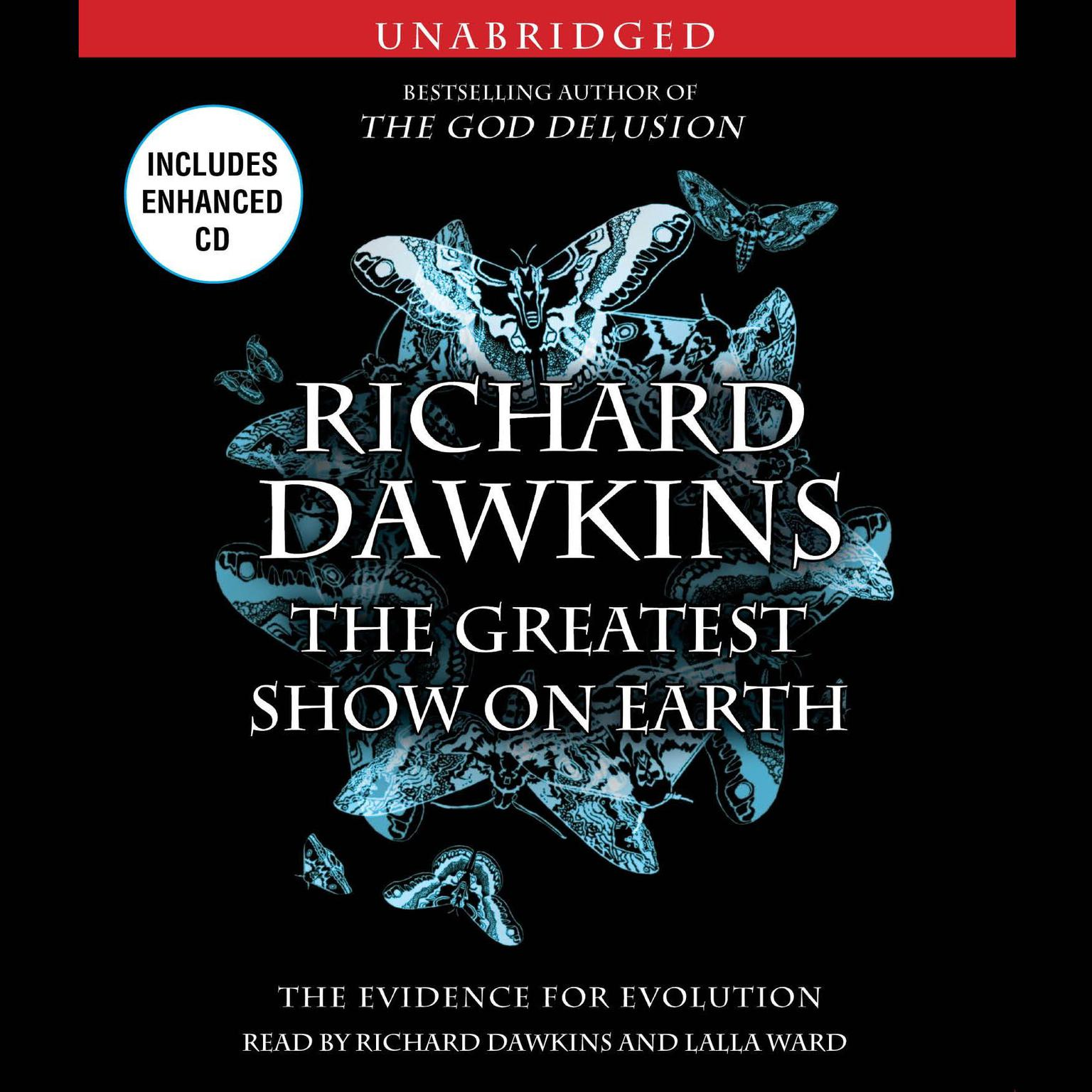 Printable The Greatest Show on Earth: The Evidence for Evolution Audiobook Cover Art